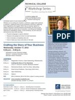 ALWS Agenda (Oct 2012)