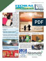 Jornal DoLitoral Paranaense - Edição 145 - Online - julho 2009