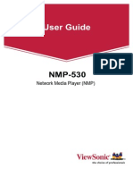 NMP530 User Guide