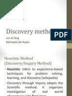 Discovery Method