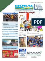 Jornal DoLitoral Paranaense - Edição 147 - Online - agosto 2009