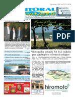 Jornal DoLitoral Paranaense - Edição 148 - Online - setembro 2009
