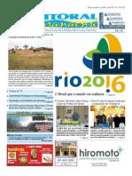 Jornal DoLitoral Paranaense - Edição 149 - Online - setembro 2009