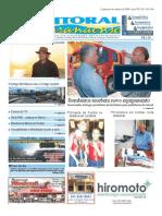 Jornal DoLitoral Paranaense - Edição 150 - Online - outubro 2009