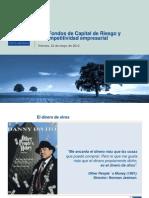 Los Fondos de Capital de Riesgo y La Competitividad Empresarial. Carlos Anderson (22.08.2012) (1)