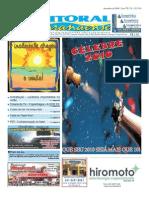 Jornal DoLitoral Paranaense - Edição 152 - Online - Natal - dezembro 2009