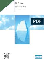 Fd60hz Secador Atlas Copco - Manual