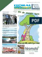 Jornal DoLitoral Paranaense - Edição 156 - Online - abril 2010