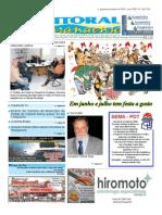 Jornal DoLitoral Paranaense - Edição 160 - Online - junho 2010