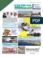 Jornal DoLitoral Paranaense - Edição 162 - Online - julho 2010