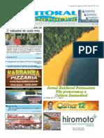 Jornal DoLitoral Paranaense - Edição 163 - Online - agosto 2010