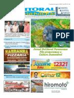 Jornal DoLitoral Paranaense - Edição 164 - Online - agosto 2010