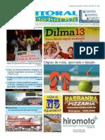 Jornal DoLitoral Paranaense - Edição 166 - Online - outubro 2010