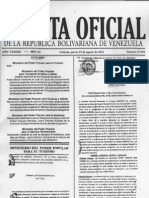 g o 39992 (Normativa Ley Contra La Estafa Inmobiliaria) 23-8-2012