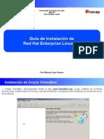 Instalacion de RHEL 5.5