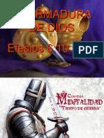 Armadura de Dios 2012