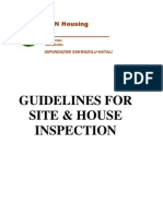 Guidelines for Site Inspection- By Blas r. Cadalso1
