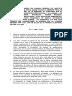 ASIGNACIÓN DE SENADORES RP 2012 (revisión final)