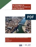 Plan Estratégico del municipio de Tortosa