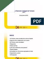 Plan Nacionale Integral de Turismo