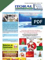 Jornal DoLitoral Paranaense - Edição 180 - Online - dezembro 2011
