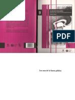 Los Usos de La Fuerza Publica. Sabina Frederic