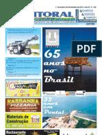 Jornal DoLitoral Paranaense - Edição 182 - Online - fevereiro 2012
