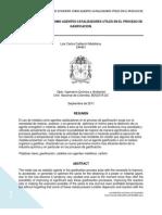 METALES COMO AGENTES CATALIZADORES ÚTILES EN EL PROCESO DE GASIFICACION. - copia