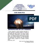 Guia Didactica Antropologia de Los Cuidados