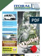 Jornal DoLitoral Paranaense - Edição 183 - Online - março 2012