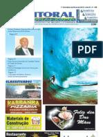 Jornal DoLitoral Paranaense - Edição 185 - Online - maio 2012