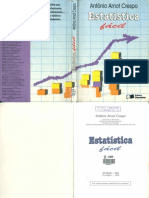 Estatística Fácil- Antônio Arnot Crespo -  18ª ed. (2002)