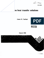 Heat Transfer Solutions - James Van Sent