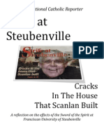 Strife at Steubenville-Cracks In The House Scanlan Built  NCR Feb 2000