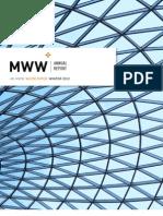 MWW Annual Report