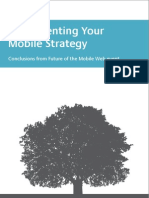 Implementing Your Mobile Strategy