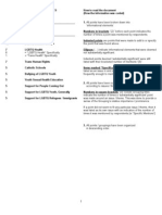 QO PressingIssuesSurvey DraftResults