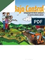 Bajo Control, Cartilla Control Social de obras camineras en nuestro entorno natural