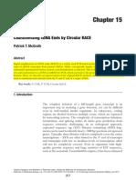 Characterizing Cdna End by Circular Race