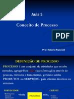 Aula 03 Definicao de Processo -Mecanica Eletrica