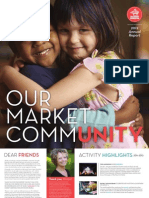 The Market Foundation 2012 Annual Report