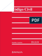 Codigo Civil Argentino