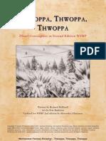 WFRP2 Classics - Thwoppa