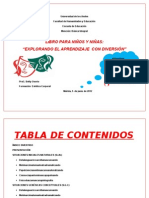 LIBRO PARA NIÑOS Rosalba S