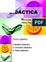 Didactic A123