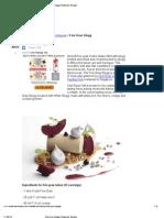 Foie Gras Glogg _ Molecular Recipes