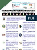 Weekend Edition - August 20 to August 24, 2012 - ForeclosureGate Gazette
