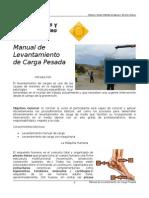 Manual de levantamiento de cargas pesadas 2012_nov_4toaño