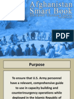 Afghan Smart Book 2d Ed - Jan 2010