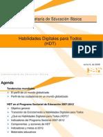 Habilidades Digitales Para Todos (Hdt)